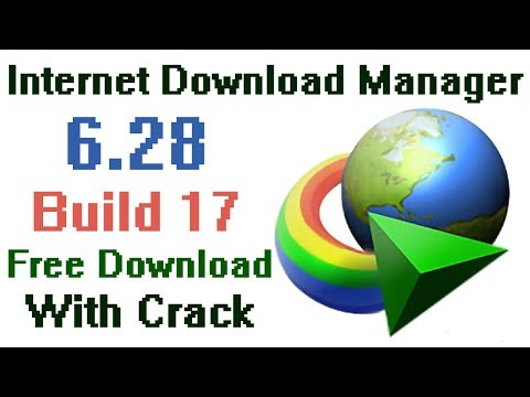 Internet Download Manager IDM 6 28 build 17 cracked August 2017 FREE Download