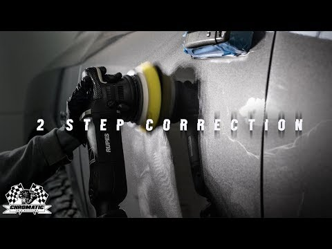How To Do A 2 Step Paint Correction - Start To Finish Process