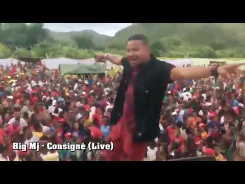 Big Mj - Consigné ( Live )