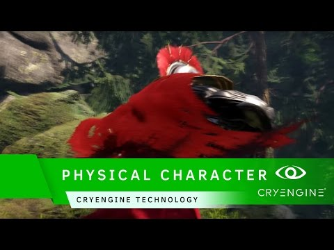 CRYENGINE 3 | Physicalized Character Customization