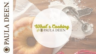 """In this week's """"What's Cooking with Paula Deen?"""" podcast, we have a..."""