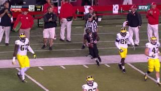 @RFootball Highlights vs. Michigan