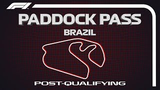 F1 Paddock Pass: Post-Qualifying At The 2019 Brazilian Grand Prix