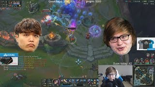 Sneaky and Impact funny moments #2 Big brain