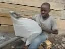 STEEL MELTING IN KISENYI GHETTO, UGANDA