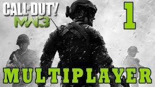 Let´s Play Call of Duty Modern Warfare 3 Multiplayer Deutsch - Part 1 - Gameplay Walkthrough