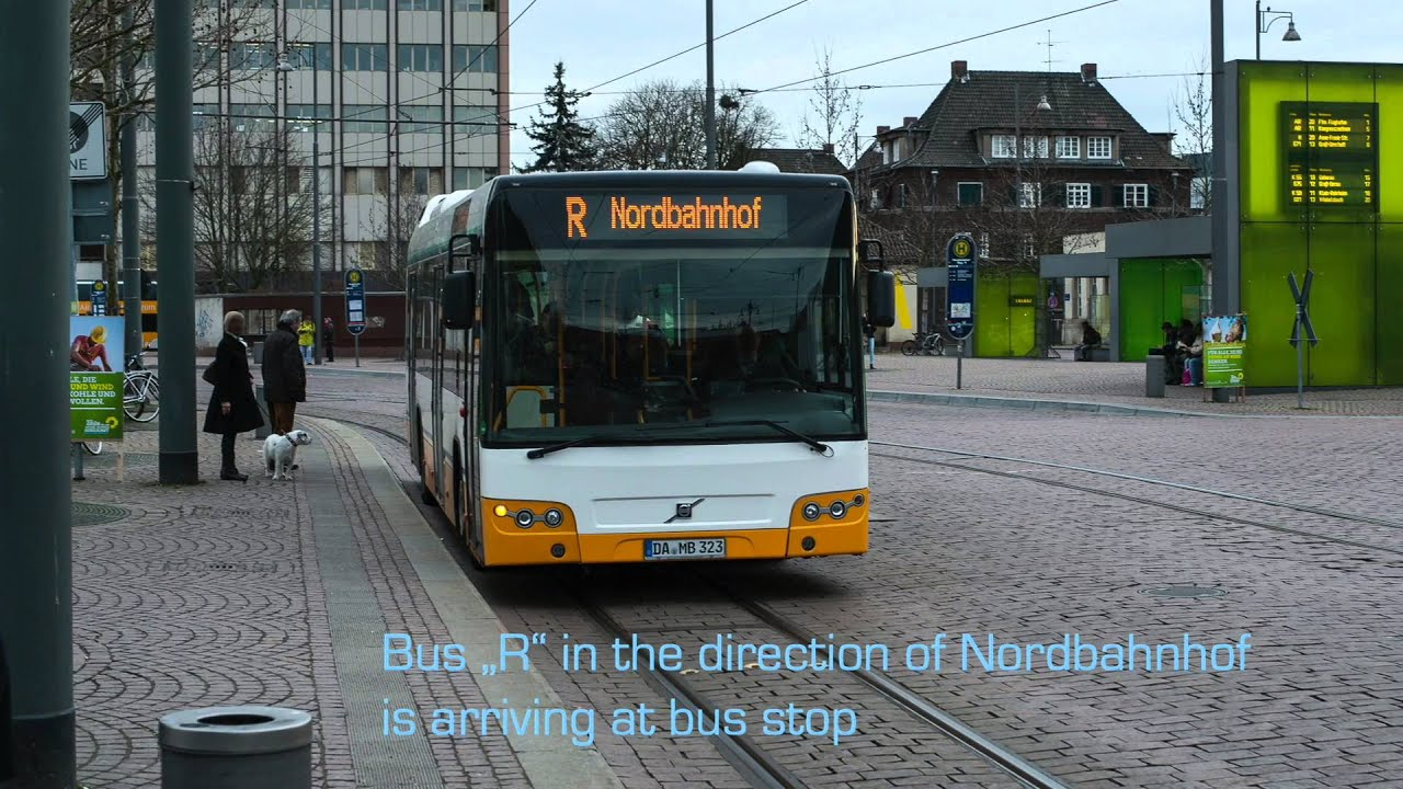 FKK-Club Sharks in Darmstadt - how to get there by bus