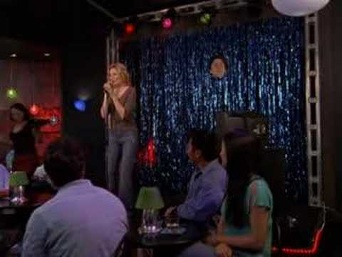 Scrubs - Floating head doctor does karaoke