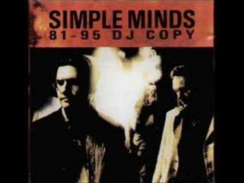 SIMPLE MINDS NIGHT MUSIC