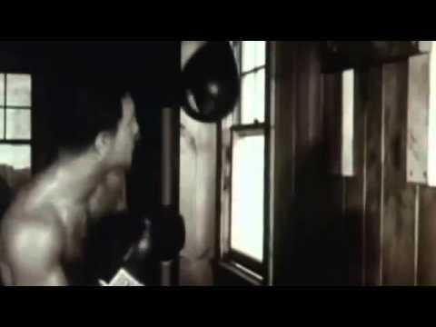 ROCKY MARCIANO, probablemente el mejor boxeador blanco de la historia