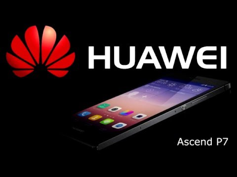 Мобильный телефон - Huawei Ascend P7