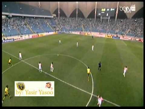 ملخص مباراة الشباب و الإتحاد إياب دوري الستة عشر ابطال اسيا