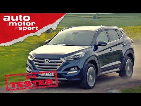 Hyundai Tucson: Pragmatisch, praktisch, gut - Die Tester | auto motor und sport