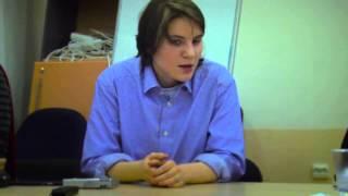 видео Феминистска панк-группы Pussy Riot Надежда Толоконникова