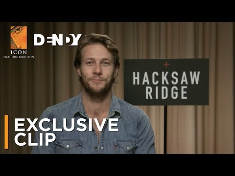 Hacksaw Ridge clip -with Luke Bracey - OUT NOW