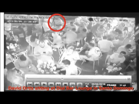 Jim Show - Former Red Sox Star David Ortiz / Big Papi Shot At A Club Caught On Video!