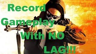 CSGO | How To Record Csgo Gameplay Without Lag! (Slow PC