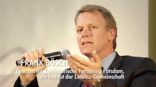 Getrennt vereint? Frank Bösch und Gregor Gysi im Gespräch
