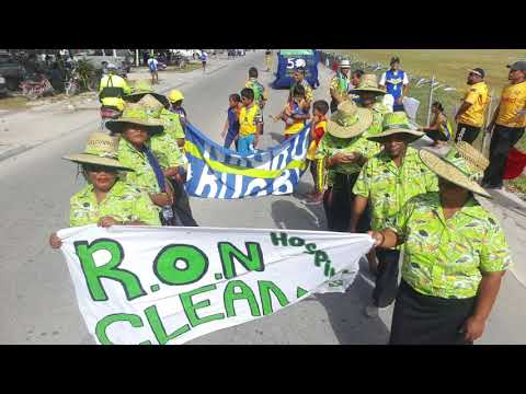 50th Anniversary of Independence Nauru 2018