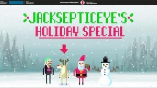 Jacksepticeye's Holiday Special | Jacksepticeye, KickthePJ, Crankgameplays, Emma Blackery, Pixlpit