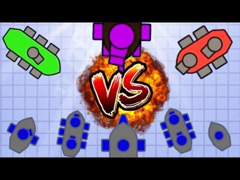 Doblons.io EPIC STRONGEST MAX BEST TANK Crazy New Team Deathmatch Update!! | New Doblonsio Update!