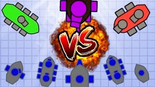 Doblons.io EPIC STRONGEST MAX BEST TANK Crazy New Team Deathmatch Update!! | New Doblonsio Update!