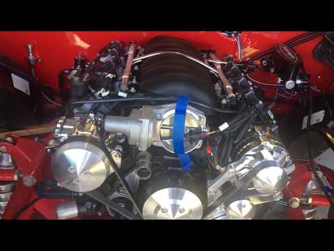 Ls3 GM Performance Engine - 1st start up