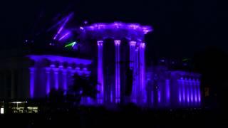 """Открытие фестиваля """"Вдохновение"""", Москва, ВДНХ, 26.07.2015"""