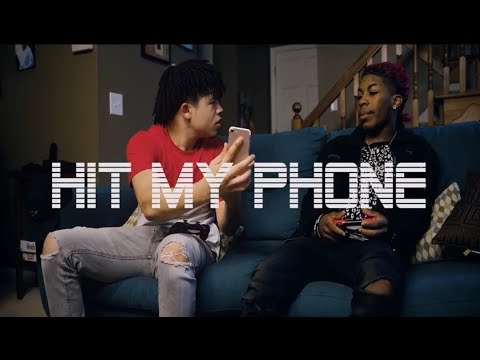 Yvng Swag - Hit My Phone [Official Music Video]