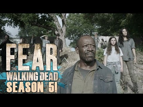 Fear The Walking Dead Season 5 - Video Predictions!