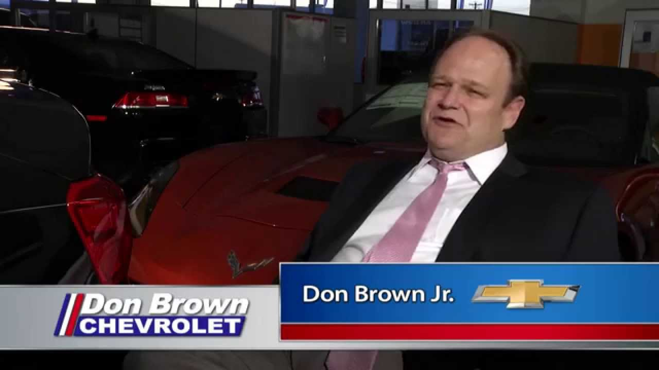 Don Brown Chevy >> Don Brown Chevrolet Free Financing March 2015
