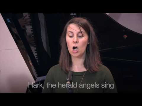 Hark, the herald angels sings - Partie d'alto