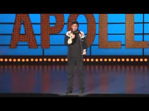 Live at the Apollo - Rich Hall (Part 1)