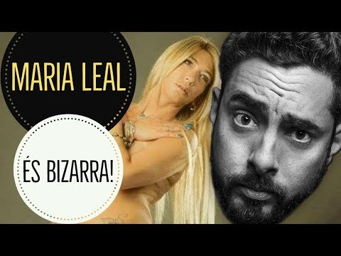 MARIA LEAL NO PAÍS DAS BIZARRIAS - QUERO LÁ SABER #45