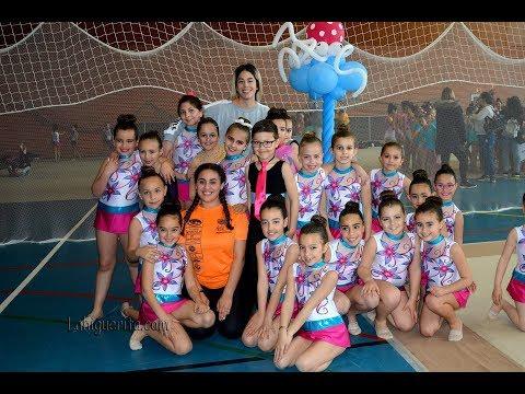 III torneo de Gimnasia Rítmica Club La Higuerita 1ª parte