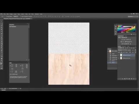 Как сделать бесшовную текстуру в 4 клика
