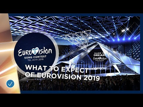 What to expect from the 2019 Eurovision Song Contest on YouTube!