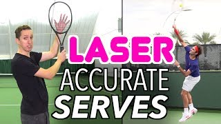 2 SECRETS FOR LASER ACCURATE SERVES