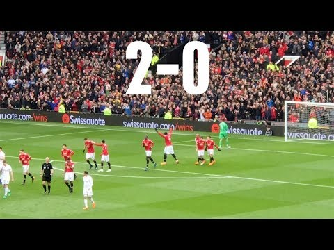 Manchester United v Swansea Premier League, March 2018