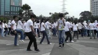 [DreamStage Korea] Flashmob in MALAYSIA 110730 {Official video}
