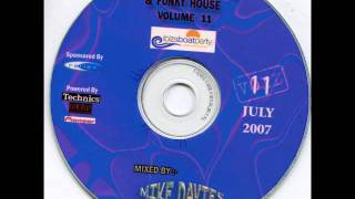 "10...""BE WITHOUT YOU""- SOFTY...4X4 GARAGE BASSLINE & FUNKY HOUSE...VOL11."