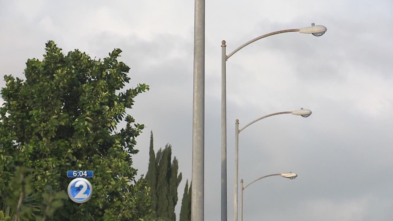 Street Pole Light Fixtures