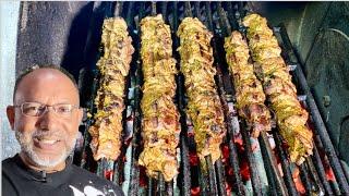 মজাদার শিক কাবাব রেসিপি    How To Make Bangladeshi Sheek Kabab    shikh kebab. Bihari kabab recipe.