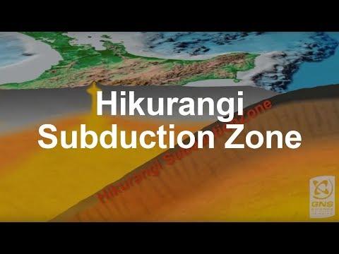 The Hikurangi Subduction Zone Project