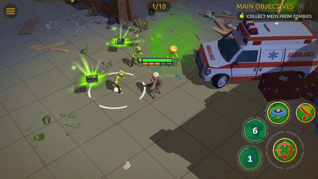 Zombie Blast Crew is Up For Pre-Registration