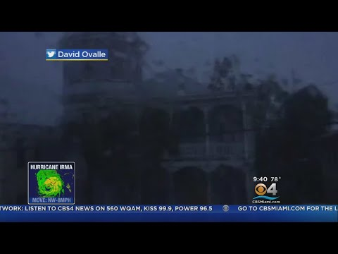 What Key West Looks Like As Hurricane Irma Passes Through