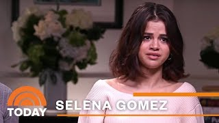 selena gomez speaks out about kidney transplant from her best friend francia raisa today