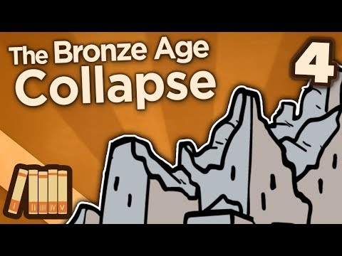 The Bronze Age Collapse - Systems Collapse - Extra History - #4