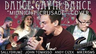 Download lagu Dance Gavin DanceMidnight CrusadeCOVER MP3
