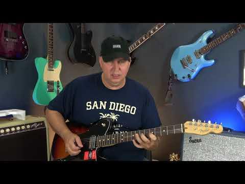Fender American Telecaster Deluxe Unboxing